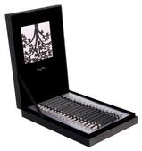 Knitpro棒針:盒內展開樣式側照