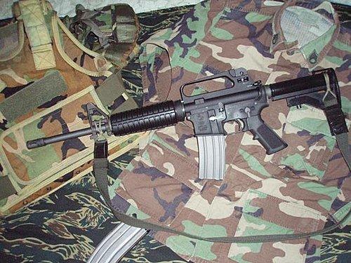 今年的新玩具-VIPER M16A2 CARBINE- @ 特戰犬窩:: 隨意窩Xuite日誌