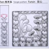 MY Tangle Pattern:相簿封面