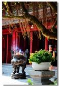 2016 北越 (Northern Vietnam) :河內老城玉山祠