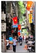 2016 北越 (Northern Vietnam) :河內老城三十六街