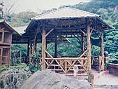 竹屋(竹建築)    竹裝潢:竹涼亭