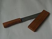 我的工具:剖篾刀
