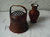 我的收藏:火籠及包瓶細竹編