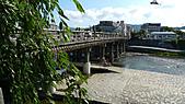2009日本京都之旅:京阪本線三条站前的鴨川