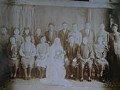 老照片翻拍:結婚照
