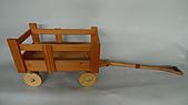 個人作品:木拖車