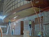 竹屋(竹建築)    竹裝潢:法鼓山國際禪修中心