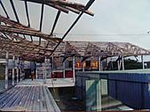 竹屋(竹建築)    竹裝潢:上竹樑