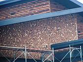竹屋(竹建築)    竹裝潢:竹裝修外壁