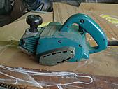 我的工具:手提電動曲面鉋