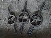 我的工具:剖竹器(虎仔)