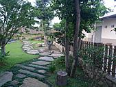竹籬笆的春天:日式竹籬