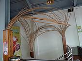 竹屋(竹建築)    竹裝潢:竹造型