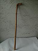 個人作品:竹拐杖