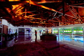 Seychelles:Praslin 機場大廳
