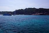 Thailand Surin Similan & HKT:Similan Little Beach