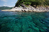 Thailand Surin Similan & HKT:這裡水下 像水族箱一般