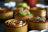 Macau 澳門:龍華茶樓的茶點