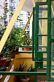 Macau 澳門:窗外的小陽台