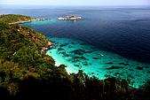 Thailand Surin Similan & HKT:Koh Similan No.4 Small Beach