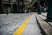 Macau 澳門:石板路