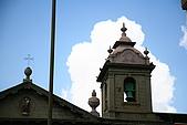 Macau 澳門:教堂頂的天空