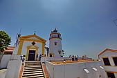 Macau 澳門:東望洋燈塔