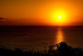 2021 春 海 山:夕陽, 關山