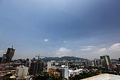 Macau 澳門:從松山看出去的澳門