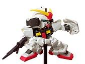 SD鋼彈組立式景品:鋼彈MK-Ⅱ