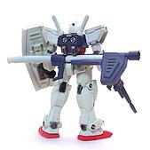 FW GUNDAM STANDart:鋼彈