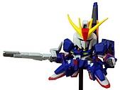 SD鋼彈組立式景品:Z-II鋼彈