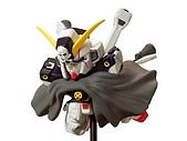 SD鋼彈組立式景品:骷髏鋼彈X1