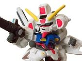 SD鋼彈組立式景品:鋼彈MK-Ⅳ