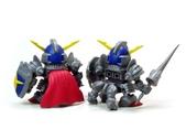扭蛋戰士NEXT:騎士鋼彈 合照