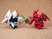 扭蛋戰士NEXT:沙薩比 vs Nu鋼彈