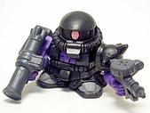 SD鋼彈(2):高機動型薩克(黑色三連星專用)