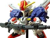 SD鋼彈組立式景品:Ex-S鋼彈
