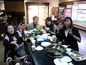 台湾にいる:阪急日本展慶功宴