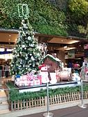 台湾にいる:京站聖誕樹
