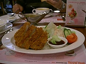 樂雅樂:牛肉咖哩豬排飯