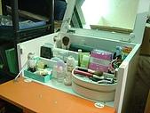 彩妝部門:打開小桌子
