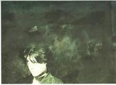 大陸一級美術家朱小芬畫作收藏頁:肖像(水彩畫)朱小芬.jpg