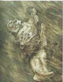 關庄健,我又找了一位畫家的畫作來讓大家欣賞:曠野(油畫)關庄鍵.jpg