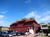 20150926-0928從海線玩到台中,被颱風吹回來三日遊:原來拱天宮後面有免費停車場!!!