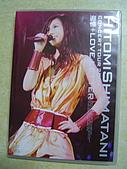 島谷瞳‧風雨過後‧太陽のFlare~~(單曲專輯DVD):2004島谷瞳巡迴演唱會VCD