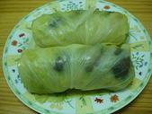 便當:20080113    馬鈴薯高麗菜捲01    蒸好的樣子