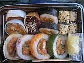 971026苗栗野外:壽司餐盒.JPG