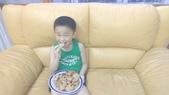 106/7暑假生活:黑糖蔓越苺餅乾